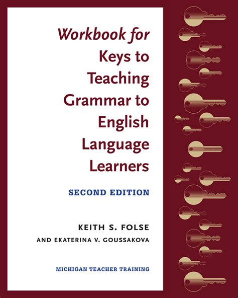 Teaching To Learners workbook for to teaching grammar to language