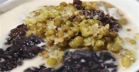 cara membuat bubur kacang hijau rasa durian kuliner nusantara tips cara membuat jajanan bubur kacang