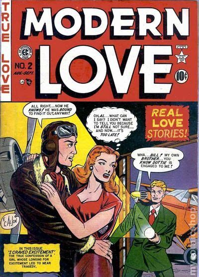 modern love modern love 1949 comic books