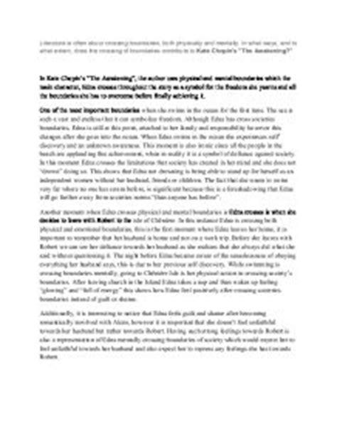 The Awakening Essay Topics by The Awakening Essay The Awakening Essay Topics Ayucar