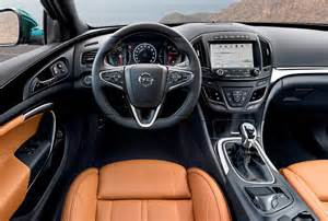 Opel Insignia Interior Opel Insignia 2017 Price Model News Autocvtcom 2017