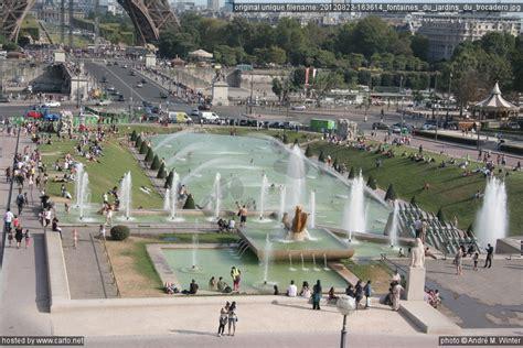 fontaines du jardins du trocad 233 ro trocad 233 ro ao 251 t 2012