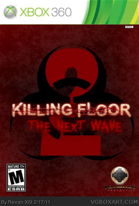 killing floor xbox 360 box art cover by revan xi9