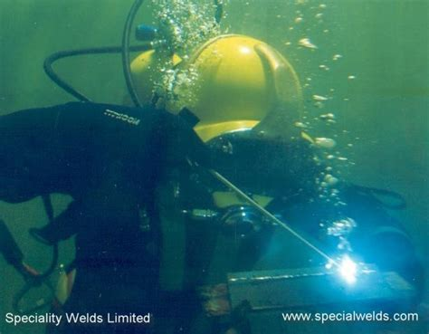 weldcraft pro accredited underwater welding
