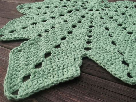 leaf pattern afghan crochet leaf pattern crochet club