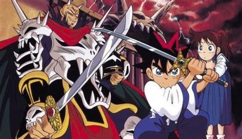 Legendary Brave Swordsman Yaiba 1993 Complete Series xem phim kenyuu densetsu yaiba vietsub hd