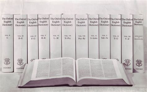 supplement dictionary examining the oed 1933 supplement