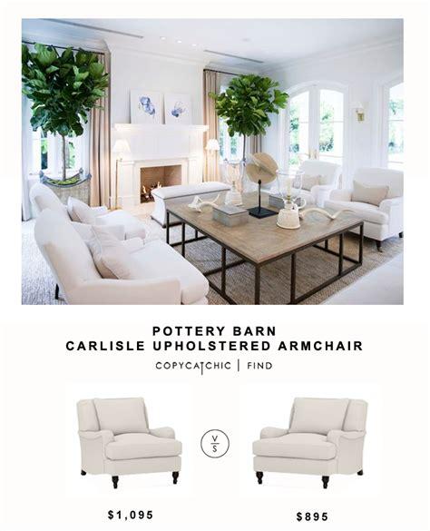 pottery barn carlisle sofa pottery barn carlisle upholstered armchair copycatchic