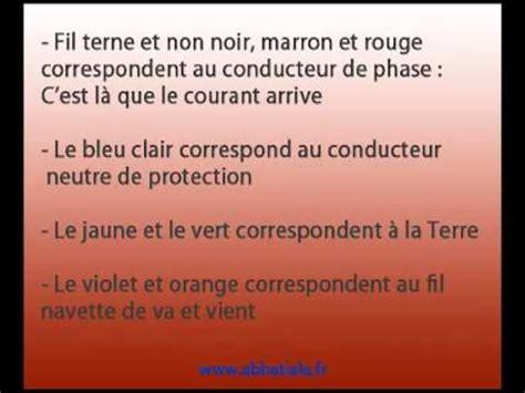 Electricit Fil Marron by Couleur Neutre Electricit Interesting Montrer Aux