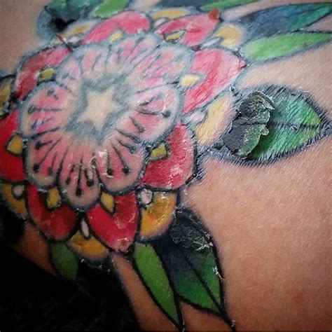peeling tattoo scab www pixshark com images galleries