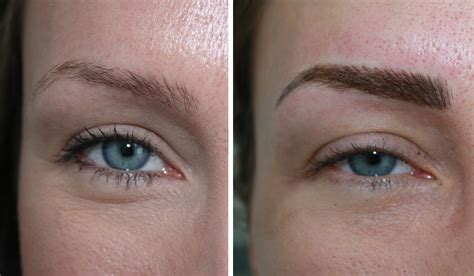 above eyebrow tattoo things to about brow tattooing beautyheaven