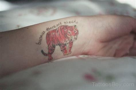 animal tattoo wrist tiger tattoos tattoo designs tattoo pictures page 21