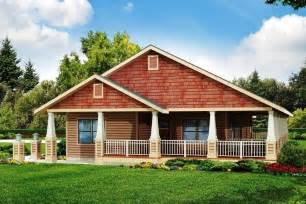 Cottage Style Porch For Ranch Homes image of one story house plans with porches