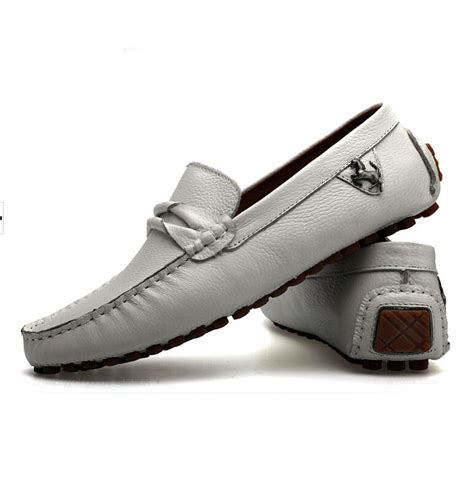 branded loafer shoes for loafers shoes fashion sneakers genuine leather