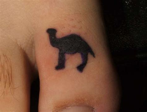 camel toe tattoo camel toe