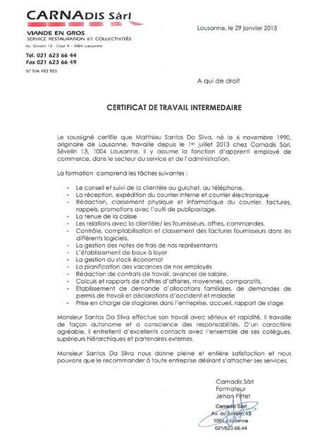 Fichier Pdf Matthieu Santos Certificat De Travail Interm 195