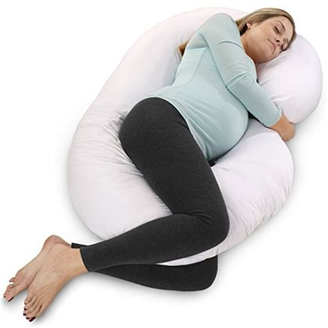 most comfortable pregnancy pillow pharmedoc total body pregnancy pillow the world s most