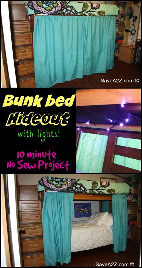 loft bed curtains how to make 25 best ideas about bunk bed decor on pinterest bunk