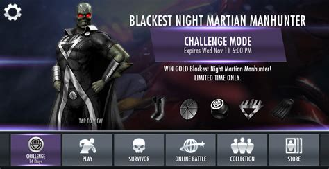 us mobile injustice gods among us mobile blackest martian