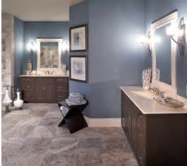 blue bathroom paint ideas blue bathroom i like the different color tile