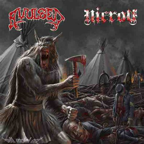 avulsed lycanthropic carnage reviews and mp3