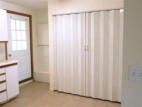 Accordian Closet Door Contemporary Bedroom With Accordion Closet Doors Home Depot White Accordion Sliding