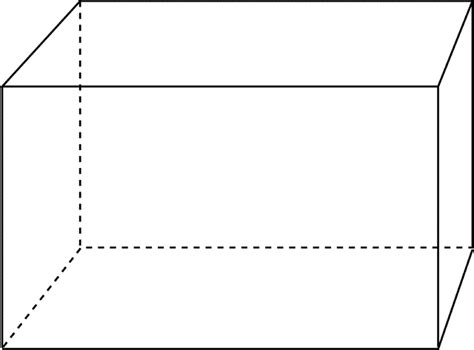 Rectangular Prism Clipart right rectangular prism clipart etc