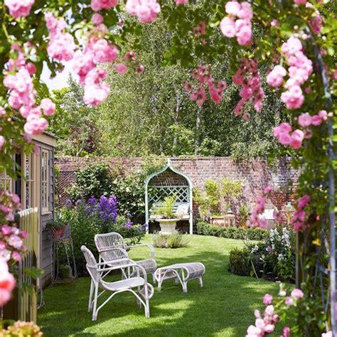 jardin  gazon anglais optez pour le style  british