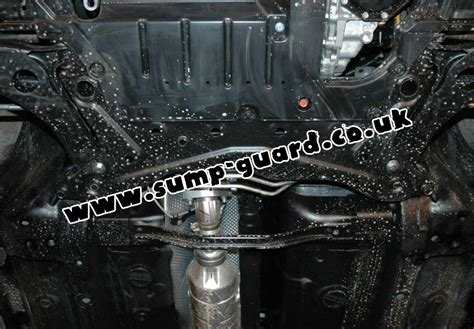 steel sump guard  mitsubishi outlander