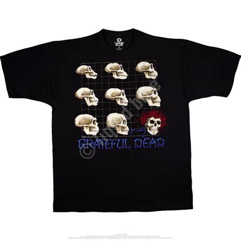 Tshirt Evolution Black B C grateful dead evolution black t shirt liquid blue