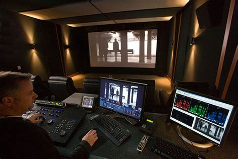 color timing di color timing suite efilm post production room