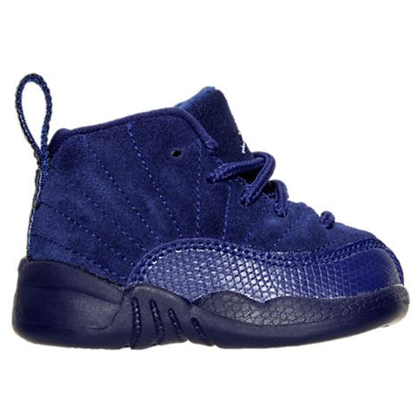 finish line shoes jordans boys toddler air retro 12 basketball shoes finish