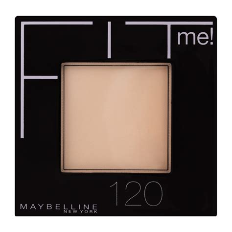 Maybelline Fit Me Powder maybelline new york fit me pressed powder 9g feelunique