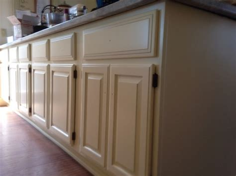 Pinstripe Glaze Kitchen Cabinets Cabinet Painting And Adding A Pinstripe Glaze