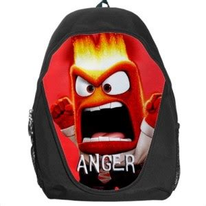 Disney Inside Out Anger Y2469 Iphone 7 disney inside out anger rucksack backpack on stuff