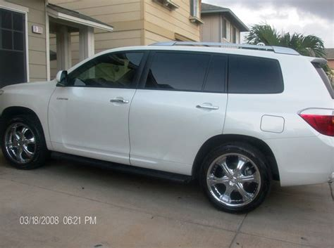 2008 Toyota Highlander Horsepower Dfs47 2008 Toyota Highlander Specs Photos Modification