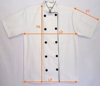 desain baju chef kemeja seragam keren mei 2014