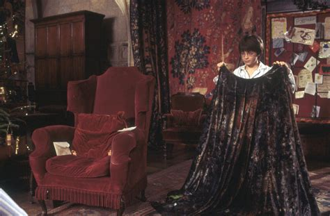 Anyone Fancy An Invisibility Cloak by 28 Magical Facts About Albus Dumbledore