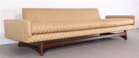extra long sofas extra long adrian pearsall sofa for crafts associates