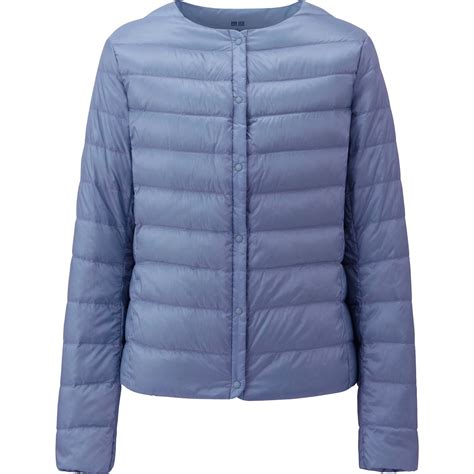 Uniqlo Ultra Light Jacket by Uniqlo Ultra Light Compact Jacket In Blue Lyst