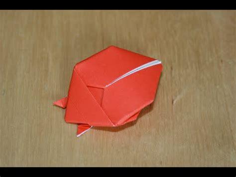 How To Make A Origami Ladybug - origami coccinelle ladybug senbazuru