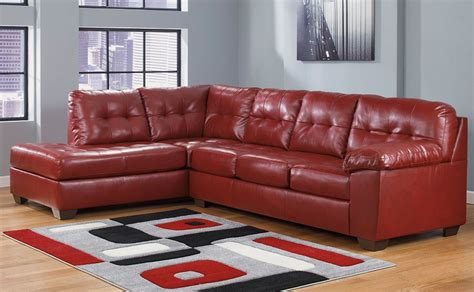 Ashleys Furniture San Diego by Furniture Alliston 20100 Salsa Sectional Chaise
