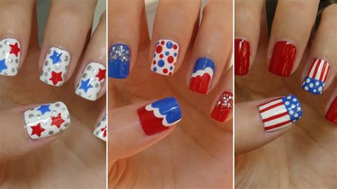 national design american flag nail sticker