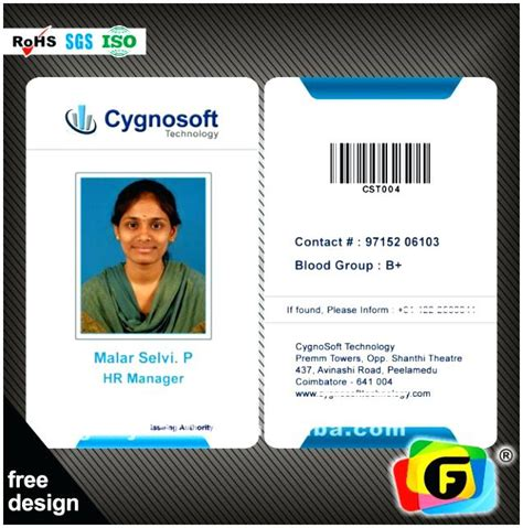 Business Id Card Template by Business Id Card Template Psd Gallery Card Design And