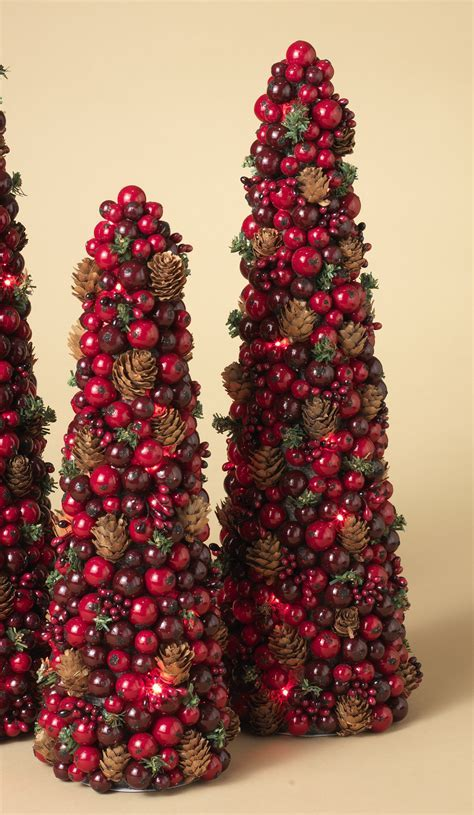"""Collectibles, Nativity Sets & Gifts   18"""" Medium Berry"""