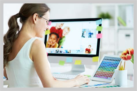 Advanced Graphic Design Software Certification Computer Work From Home Graphic Designer