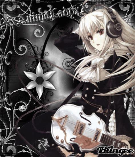Imagenes De Anime Rock | anime girl gt gt rock on