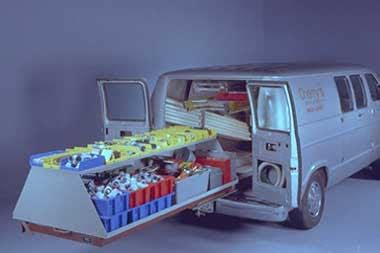 extendo bed commercial truck success blog cargo van solutions from extendo bed co