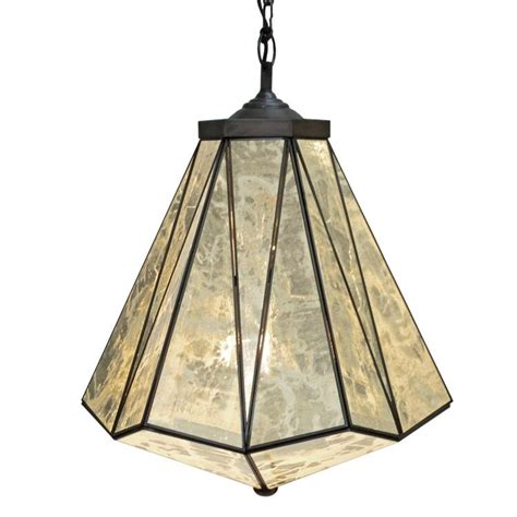 Mexican Pendant Light Mexican Tin Lighting Collection Cana Lanternw Antiqued Glass Lamc70