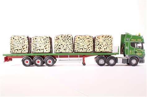 flatbed trailer headboard hattons co uk corgi collectables cc12942 sd scania